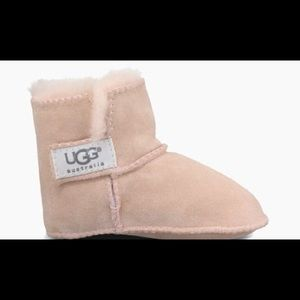 Ugg Erin Bootie Infant Size Small Pink